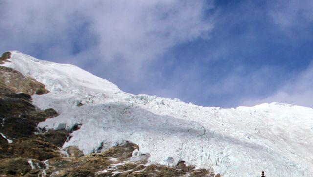 Ученые нашли новые неизвестные вирусы во льдах Тибета