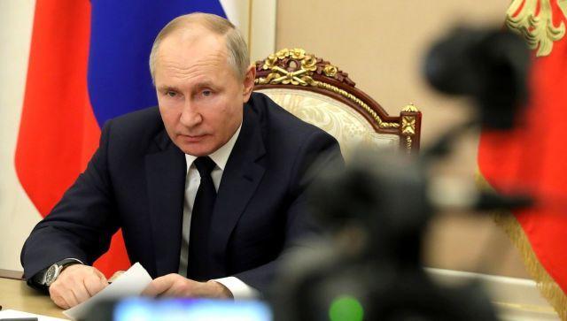 О чем поговорили Путин и Меркель