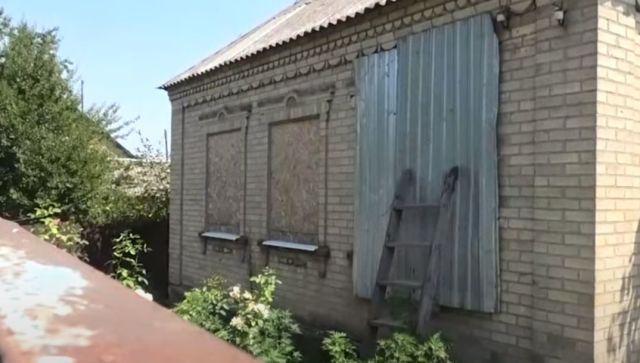 ВСУ из минометов обстреляли жилой дом в Донбассе