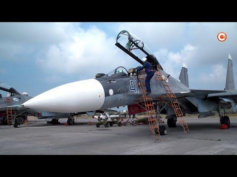 Как морская авиация готовится ко Дню ВМФ (СЮЖЕТ)