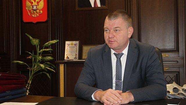 Мэр Керчи Сергей Бороздин ушел с должности