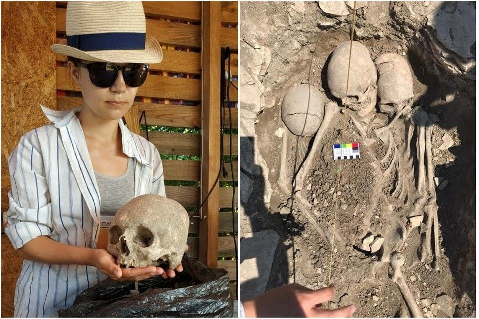 «Пять инопланетян»: В Крыму нашли останки людей с вытянутыми черепами