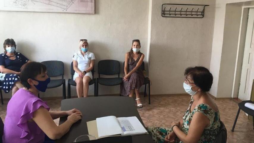 Проведена разъяснительная работа по порядку предоставления государственной социальной помощи в Желябовском сельском поселении