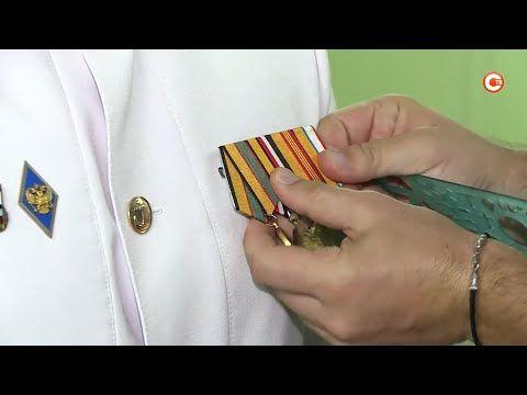 Как личный состав фрегата «Адмирал Григорович» готовится ко Дню ВМФ (СЮЖЕТ)