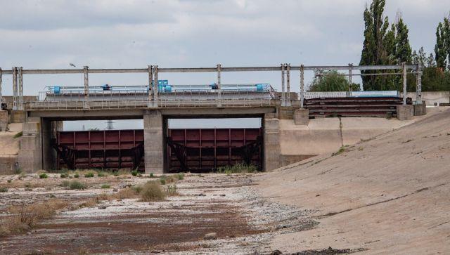 Водная блокада нанесла Крыму более 1,4 трлн рублей ущерба