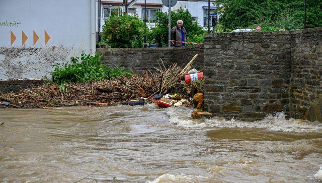 Климатолог пообещал человечеству большие наводнения