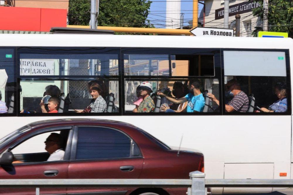 В Крыму ужесточат контроль за соблюдением масочного режима в общественном транспорте