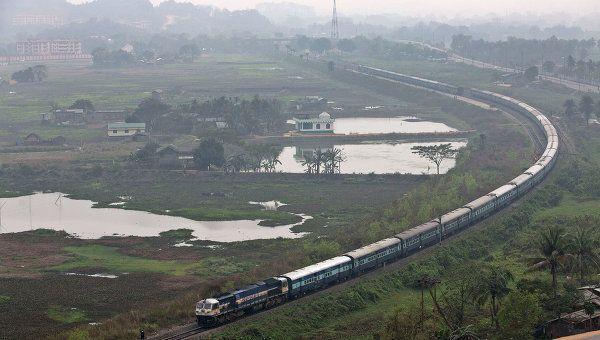 В Индии из-за дождей погибли и пропали десятки человек