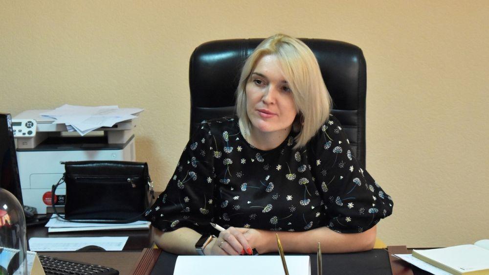 Состоялось собеседовании главы администрации Джанкойского района Инны Федоренко с руководителями общеобразовательных учреждений