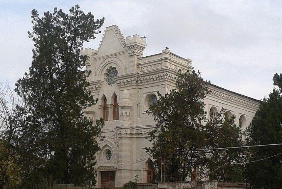 Реконструкция караимской кенассы в Симферополе находится на завершающем этапе