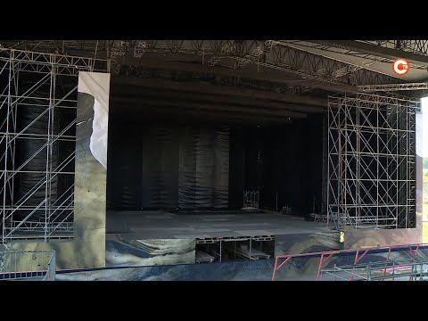 «Херсонес» готовится принять артистов Мариинского театра (СЮЖЕТ)