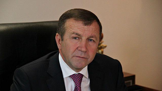 Парламент Крыма согласовал отставку Нараева с поста главы Минэкологии