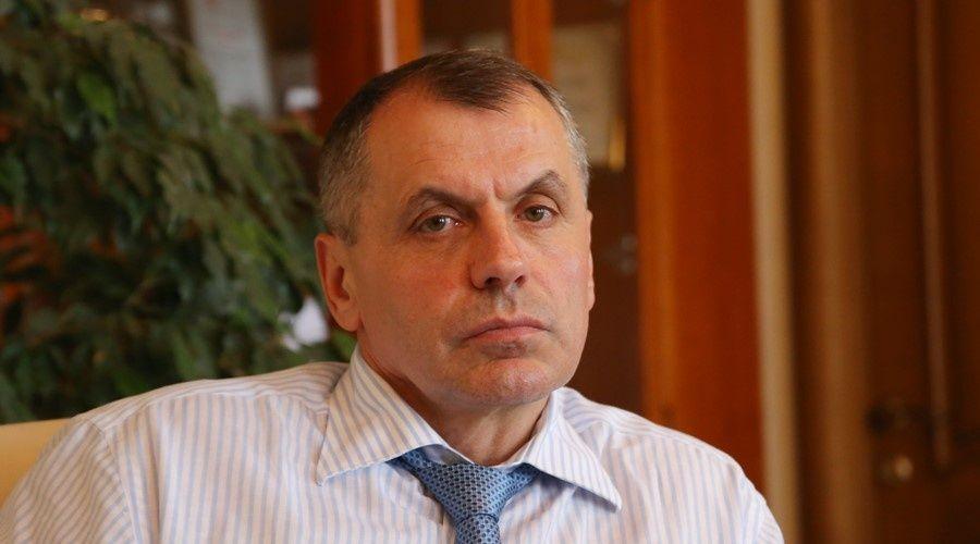 Спикер Госсовета Крыма отказался от профессионального выполнения обязанностей