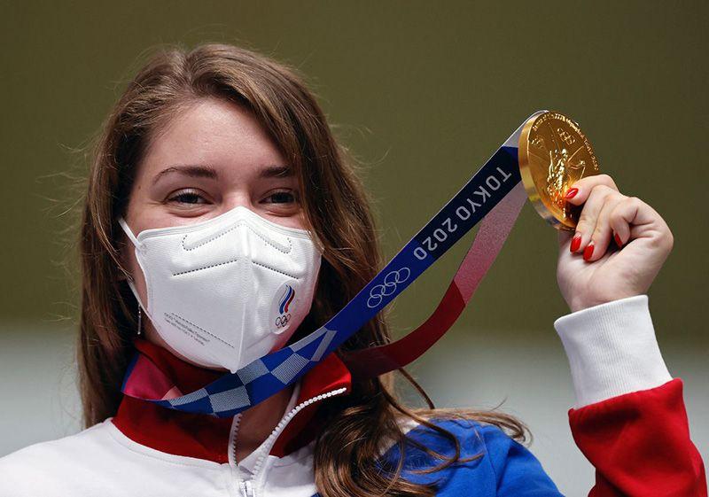 Во второй медальный день ОИ-2020 Россия завоевала свое первое «золото»
