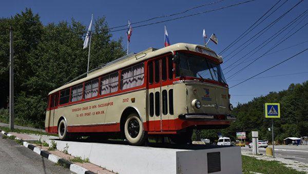 Рога и колеса: истории из крымского троллейбуса