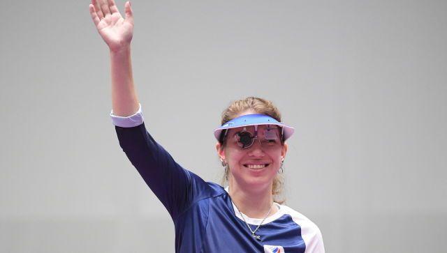 Россия завоевала первое олимпийское золото в Токио