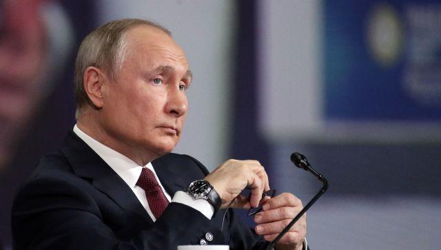 Путин наградил Ковальчука орденом за проекты в Крыму