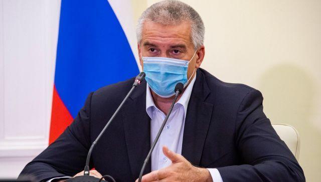 Аксенов высказался о будущем снятого с выборов Кабанова