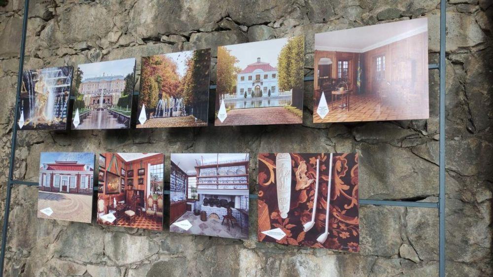 Новый выставочный проект представлен в Алупкинском дворцово-парковом музее-заповеднике