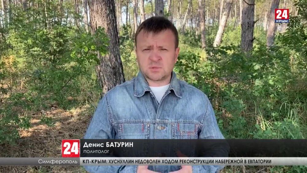 Политолог Денис Батурин считает, что сохранение в должности Евгения Кабанова позитивно скажется на развитии Крыма