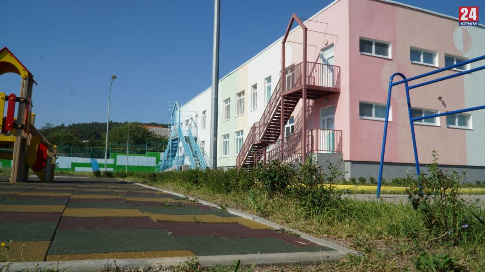 В Крыму откроют 23 детских сада на 3700 мест