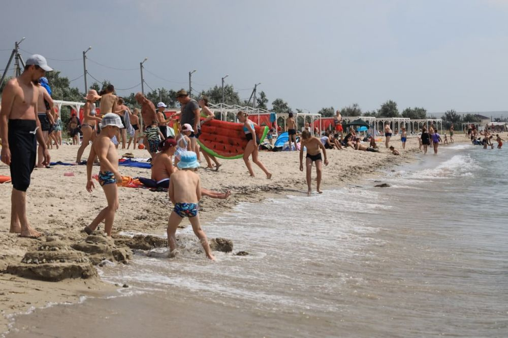 Туристический поток в Крыму вырос на 40% — власти