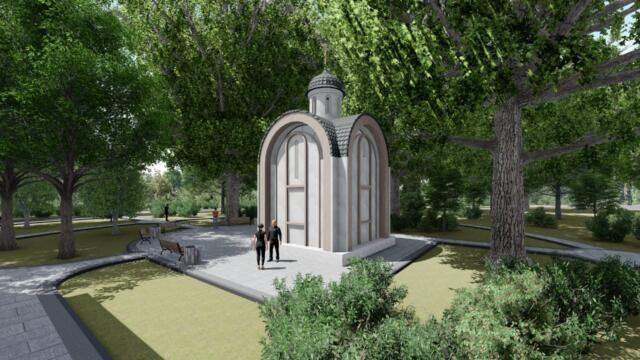 На территории Крымского Федерального университета построят новый храм