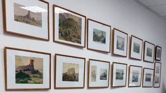 В Музее-заповеднике «Калос Лимен» состоялось открытие выставки