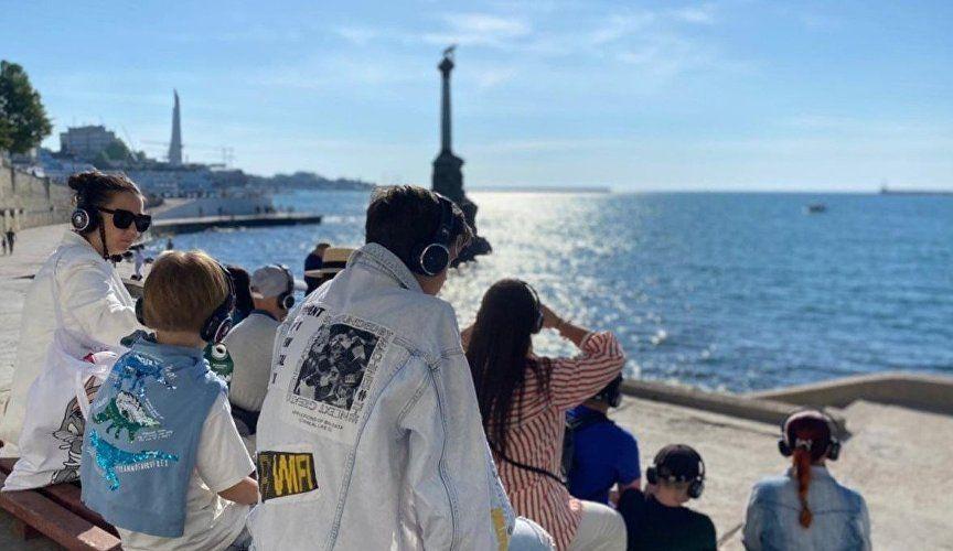 С эффектом погружения: в Севастополе предлагают необычные экскурсии по истории