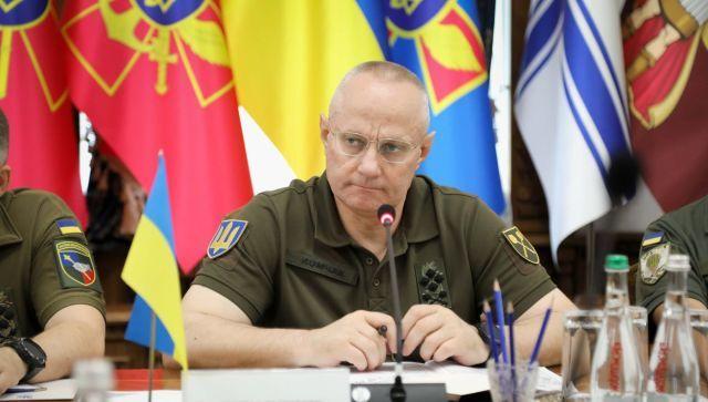 Вслед за Аваковым: Глава ВСУ Хомчак подал в отставку