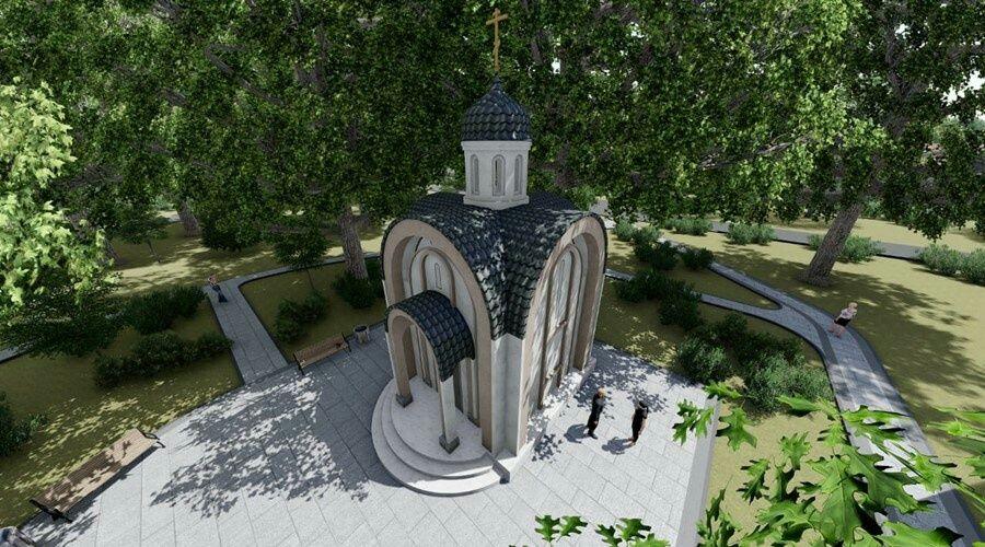 Крымский федеральный университет на пожертвования построит храм