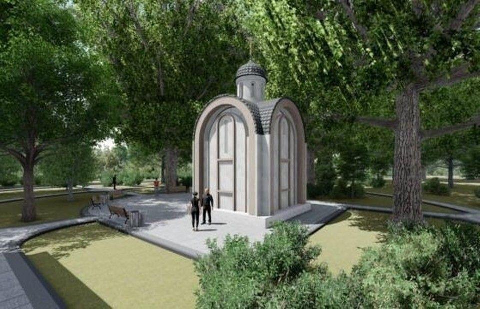 На территории Крымского Федерального университета хотят возвести храм