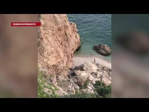 В Севастополе намеренно обрушат нависающий грунт, чтобы избежать оползней