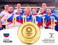 Россия закрепилась на четвертой строчке в медальном зачете