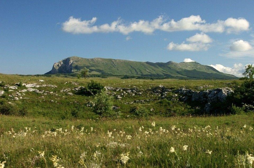 МЧС: В Крыму турист сорвался с плато горы Чатыр-Даг