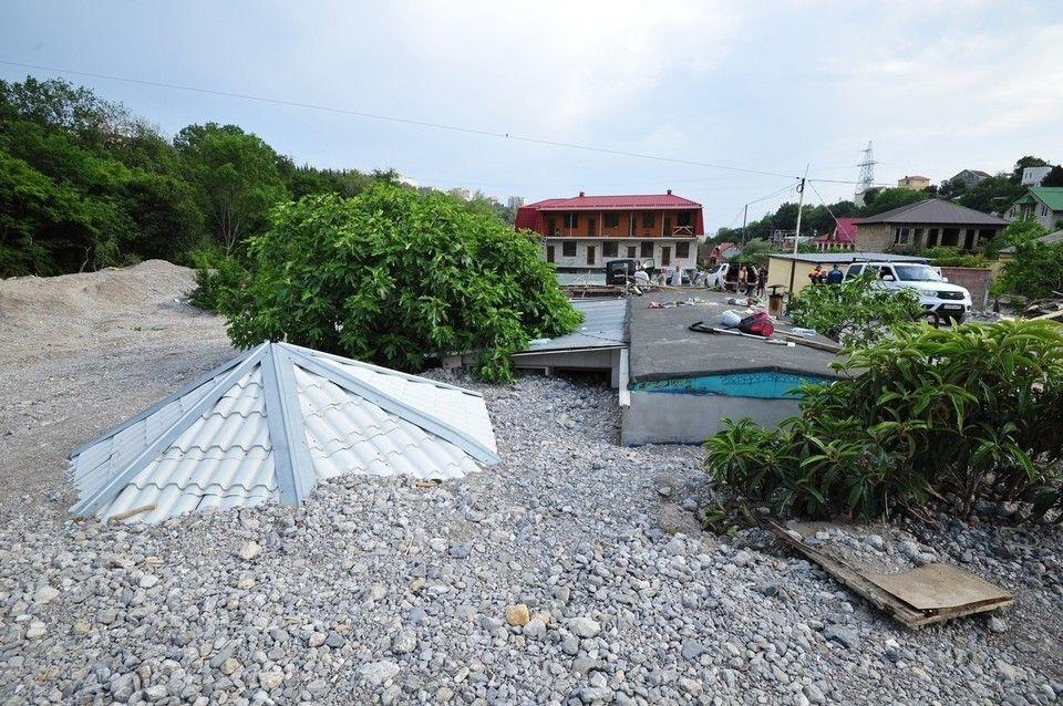 Пострадавших от потопа бизнесменов освободили от арендной платы