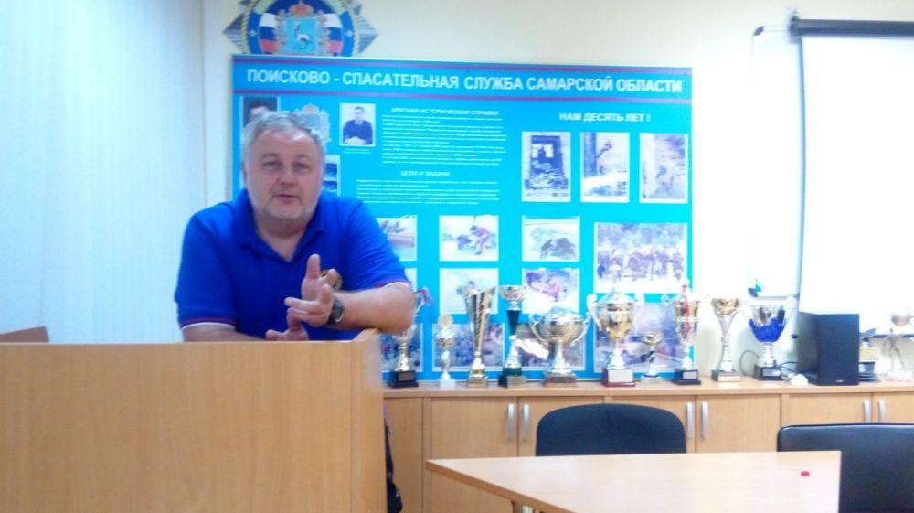 Сергей Садаклиев: В рамках обмена опытом крымские спасатели изучают работу коллег из других регионов