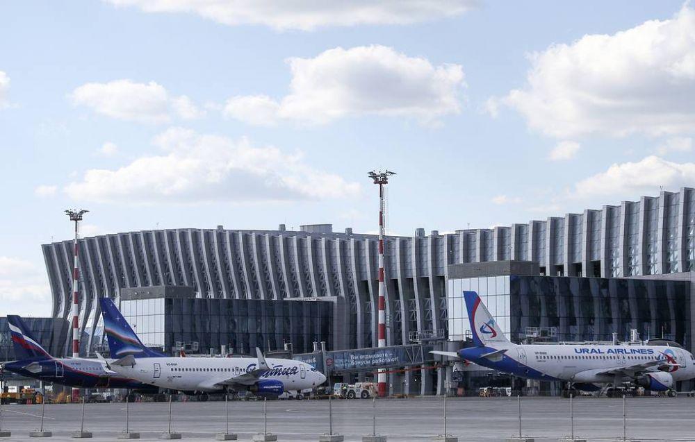 В аэропорту Симферополя экстренно сел пассажирский самолет из Москвы