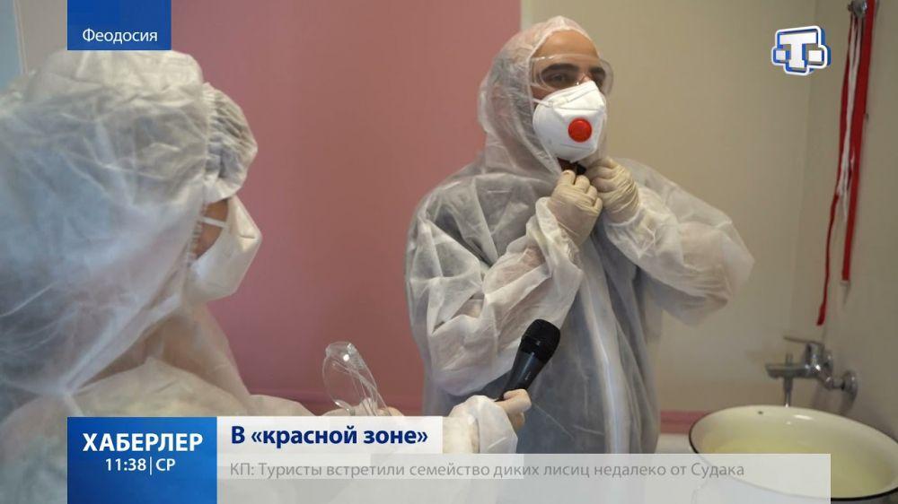 Курбан Шавкатов: доктор, который 24/7 – в эпицентре борьбы с инфекцией