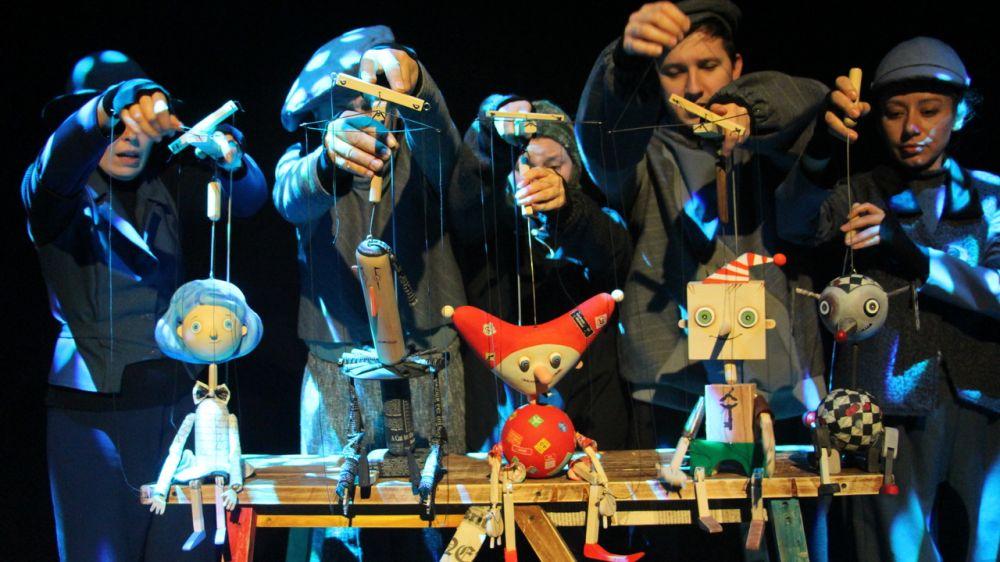 Крымский академический театр кукол завершил 82-й театральный сезон
