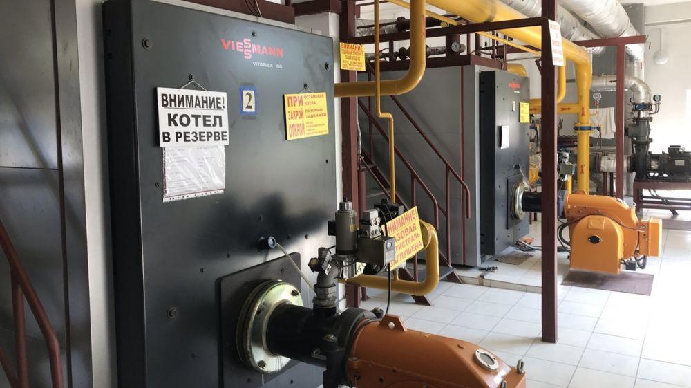 Специалисты Госкомцен РК провели мониторинг систем теплоснабжения ООО «Миндальная роща» г. Алушта