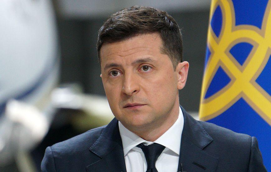 """Зеленский назвал Крым """"родным ребенком"""" Киевской Руси"""