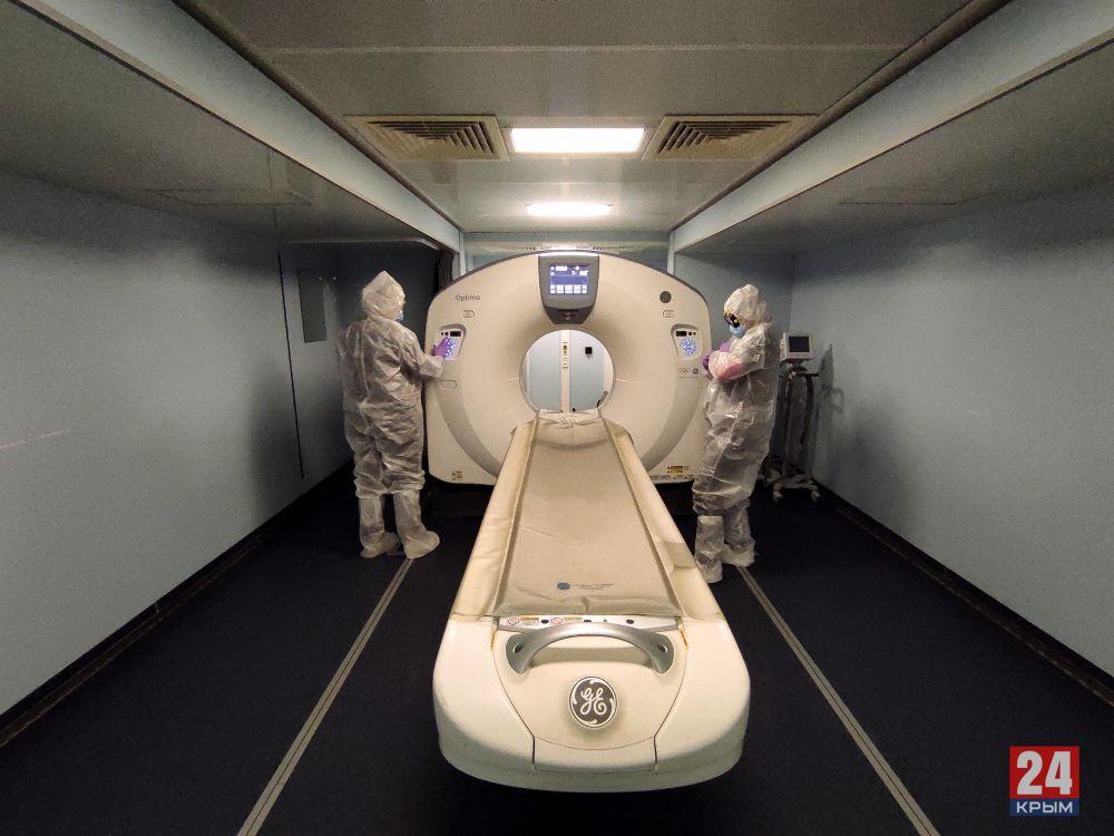 Роспотребнадзор зафиксировал в Ялте самый высокий показатель заболеваемости внебольничной пневмонией
