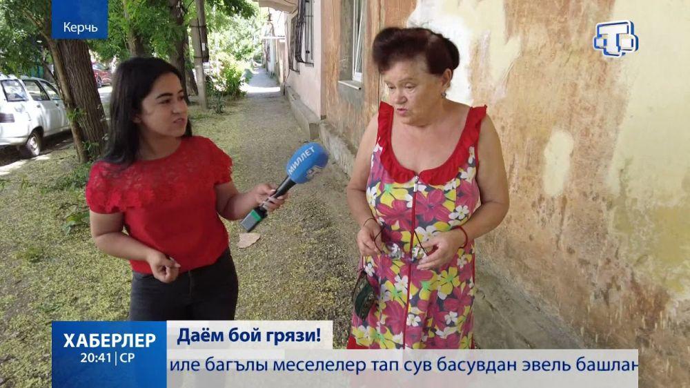 На расчистку русла реки Мелек-Чесме в Керчи выделили 33 миллиона рублей