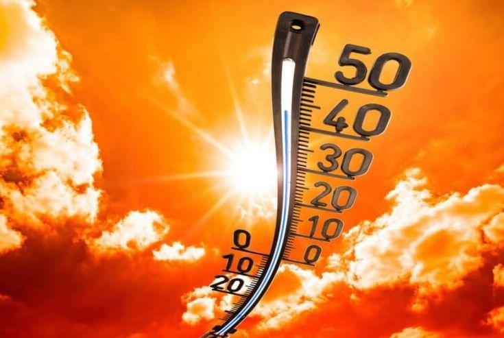 В Крыму снова прогнозируется аномально жаркая погода