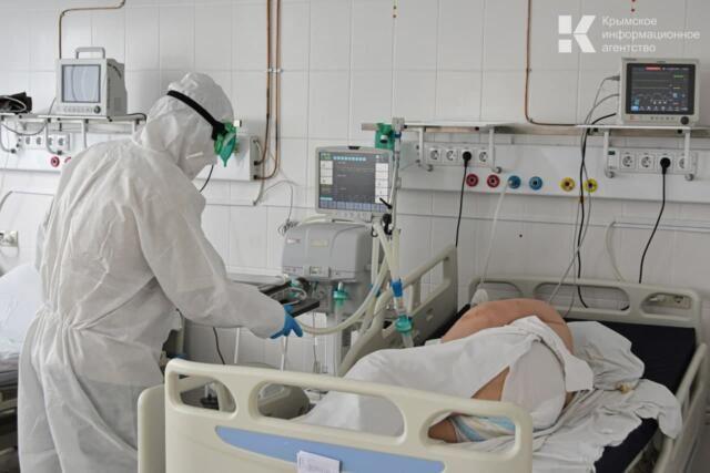 В Крыму показатель заболеваемости пневмонией на 300% выше, чем в прошлом году