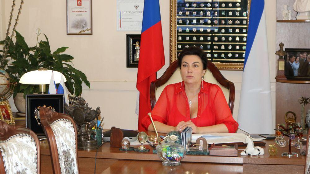 Арина Новосельская приняла участие в селекторном совещании, посвященном реализации инфраструктурных проектов