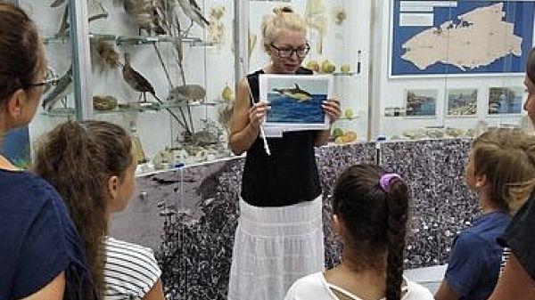 Интерактивные мероприятия для школьников организованы Музеем-заповедником «Калос Лимен»