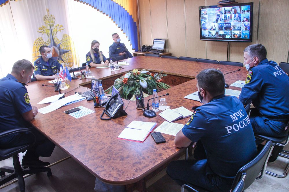 Оказание методической помощи специалистам единых дежурно-диспетчерских служб Республики Крым