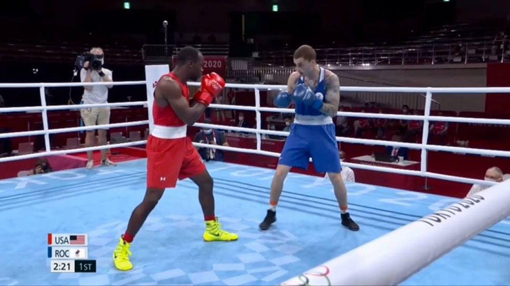 Крымский боксёр Глеб Бакши победил американца на Олимпиаде в Токио